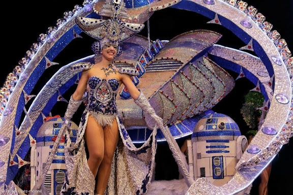 La Disfressa d'Or 2015. Concurs de la millor disfressa de les colles que participen al Carnaval. Caranaval de Tarragona. Tarragona, Tarragonès, Tarragona