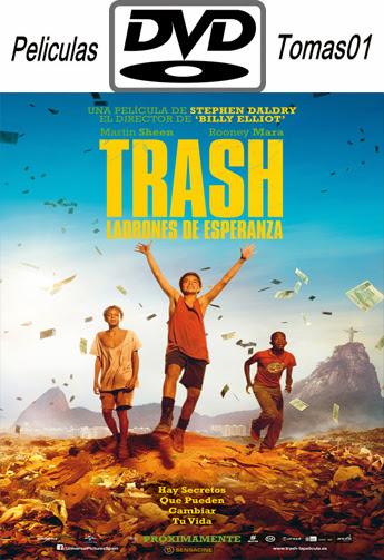 Trash: Ladrones de Esperanza (2014) DVDRip
