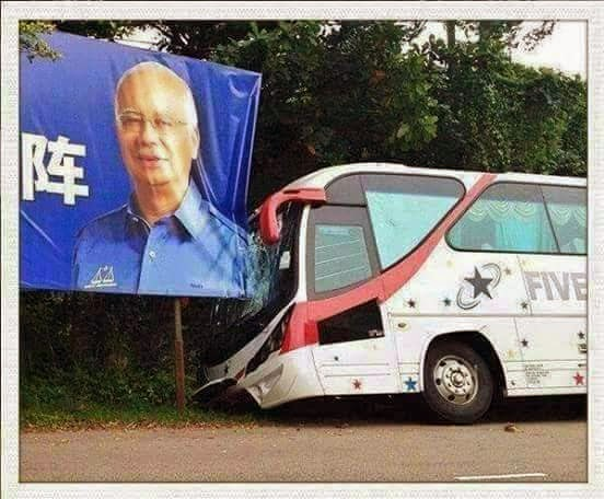 Bas Langgar Najib?