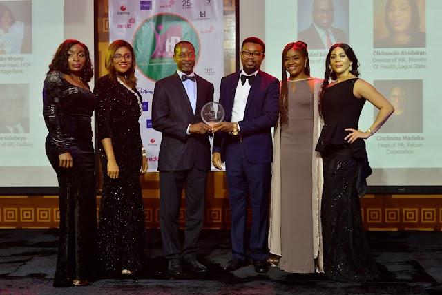 Heritage Bank Blazes The Trail, Wins Multiple Awards ~Omonaijablog