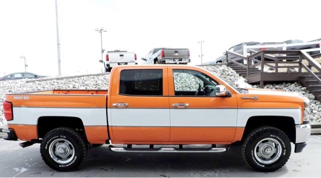 Dudleys Diary: New Retro Chevy C10 Pickup Truck ...