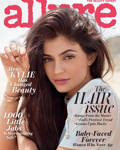 kylie jenner magazine cover
