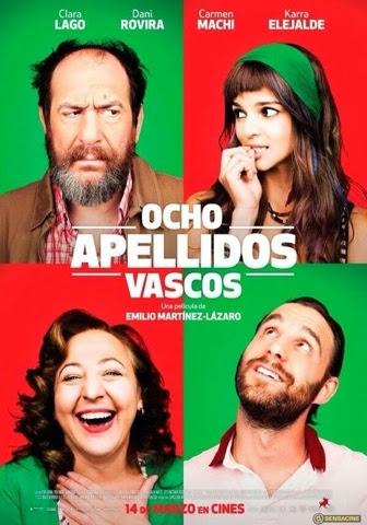 Ocho apellidos vascos (2014).
