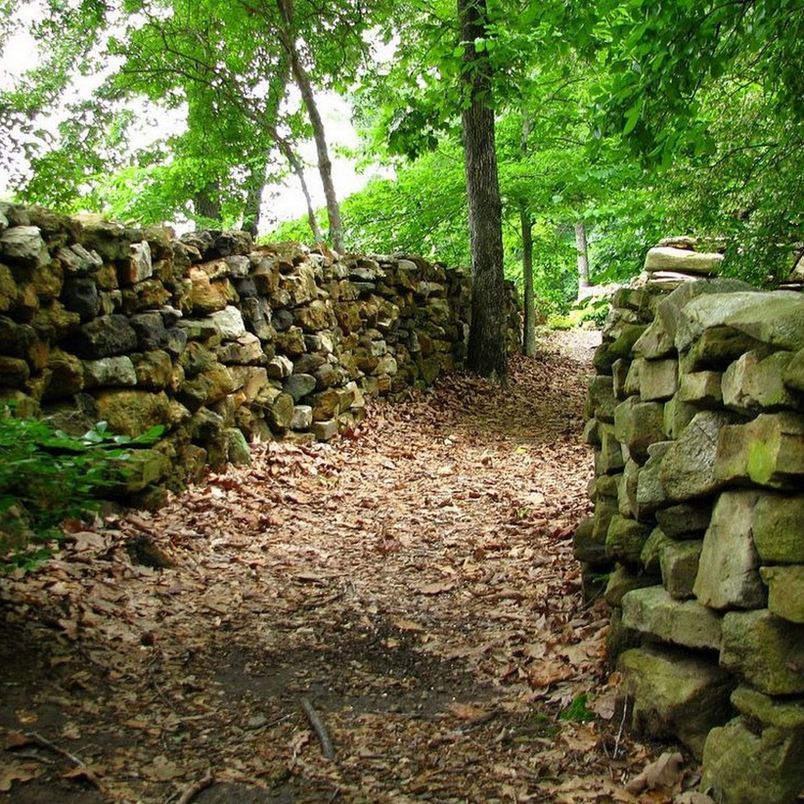 Wichahpi Commemorative Stone Wall