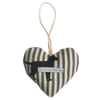 Lavender Hearts, Luxury Home Accessories For Dog Lovers