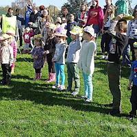 Easter Bonnet Competition and Egg Hunt - Easter 2015