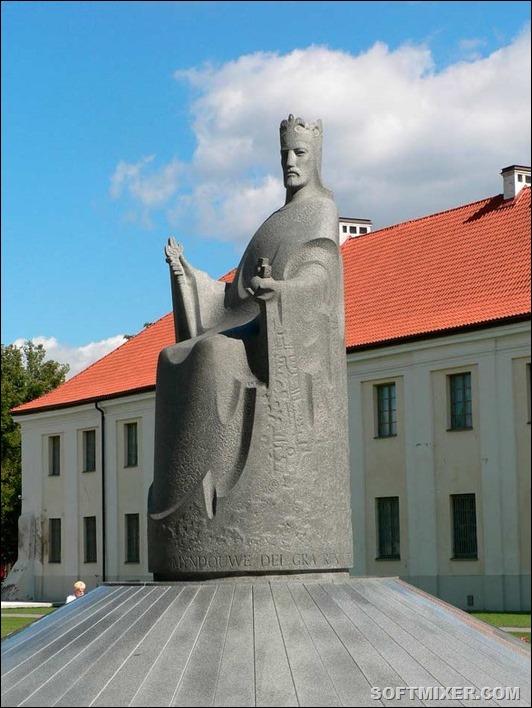 mindovg-monument