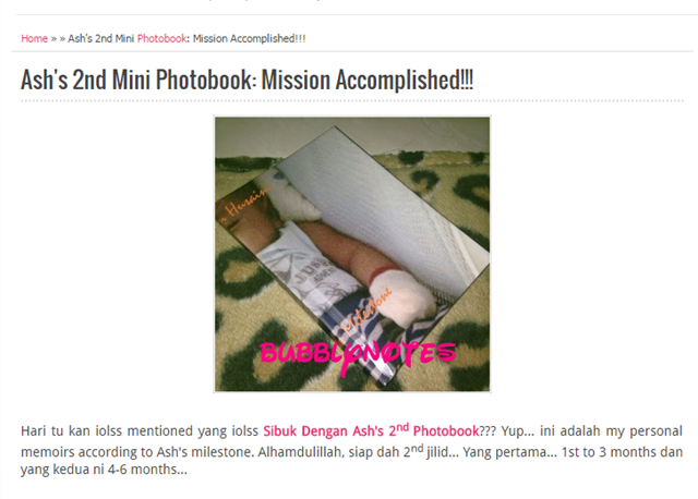 KOLEKSI BUKU GAMBAR IMAN FIRASH DARI PHOTOBOOK MALAYSIA_RM5.00 AJER! 11