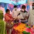 জামালপুর ব্লকের আবুঝহাটি ২ নম্বর অঞ্চলের চৈতালি সংঘের মহিলা গোষ্ঠীর উদ্যোগে দুঃস্থদের মধ্যে খাদ্য সামগ্রী বিতরণ