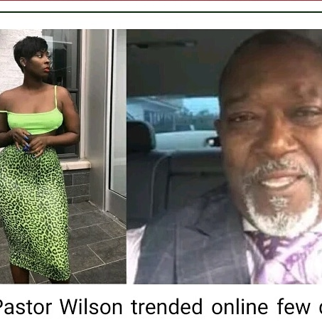 """See Pastor Wilson Replies To Lady Who Said , """" I Need A Pastor Wilson In My Life """"(Photo)"""