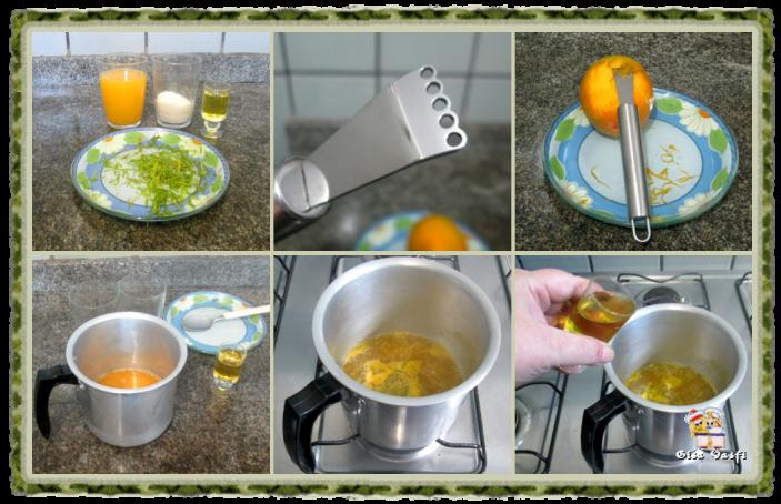 Bolo de laranja com licor 4