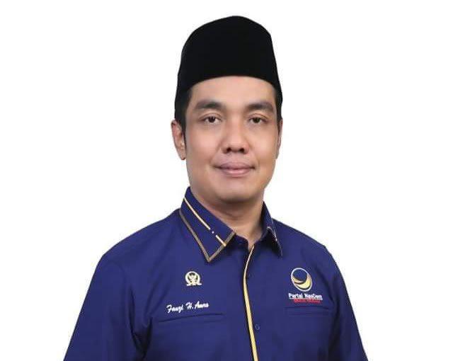 Dari 7 Daerah, NasDem Pastikan Menang Pilkada 6 Kabupaten di Sumsel