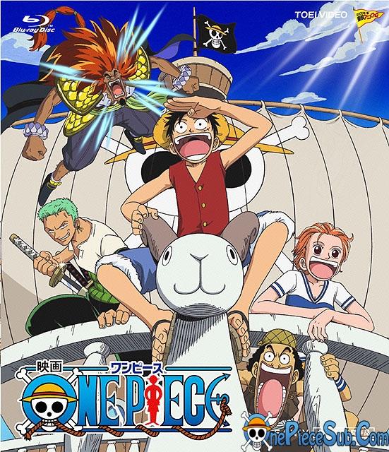 One Piece The Movie 1