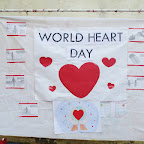 Special Assembly on World Heart Day (Primary) 23.09.2016