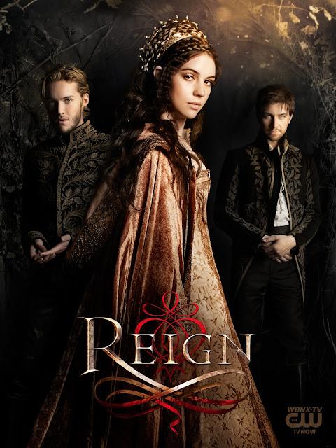 美劇 女王心計 風中的女王 Reign 線上看