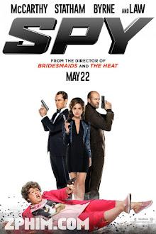 Quý Bà Điệp Viên - Spy (2015) Poster