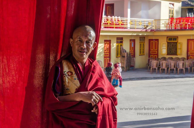 Ralang monastery, Karma lama