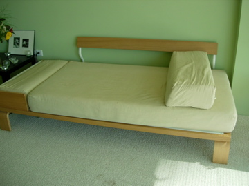 IKEA LESSEBO COUCH/BED (alternate view)