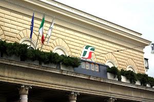 Train Station in Bologna