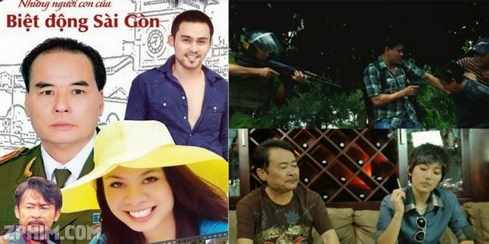 Ảnh trong phim Những Đứa Con Biệt Động Sài Gòn - VTV Trọn Bộ 1