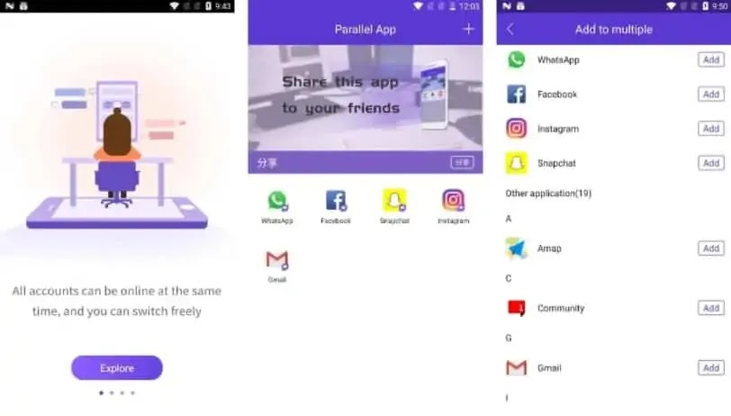 Best Multi-Account Apps for Android