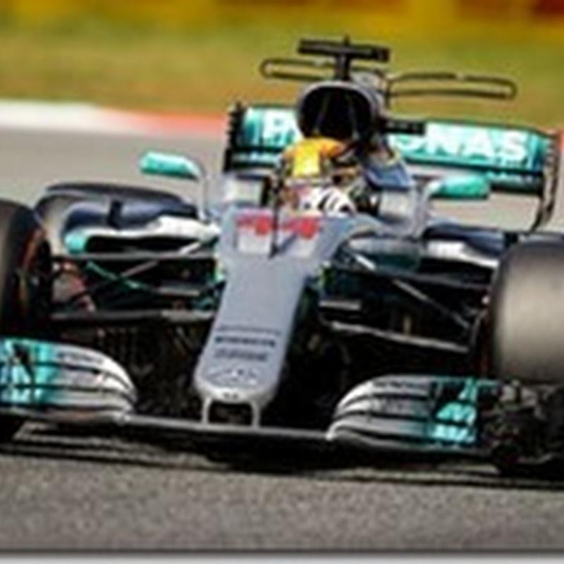 GP di Spagna: Hamilton in pole. Vettel secondo