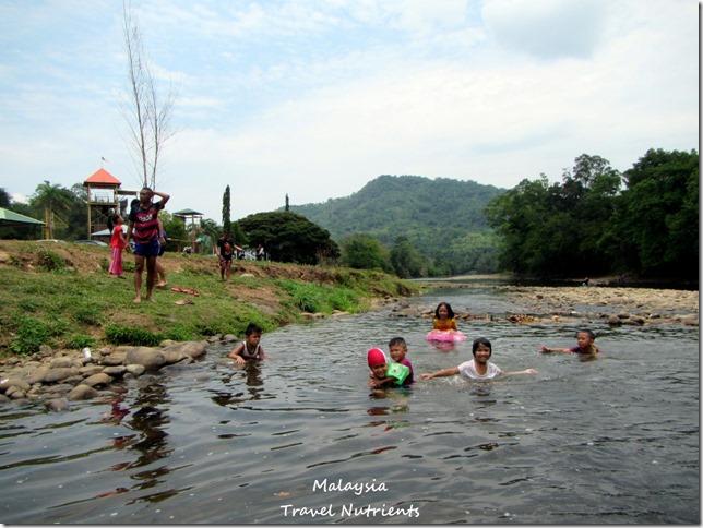 馬來西亞沙巴 九如河泛舟 溜索 (40)
