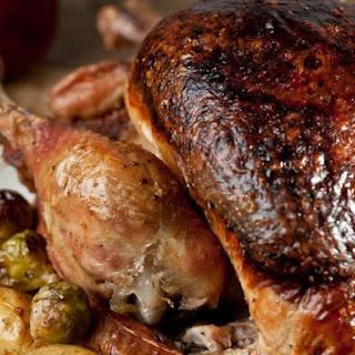 Dr. Pepper Roast Turkey Recipe