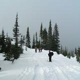 Runnin\' out on the ridge
