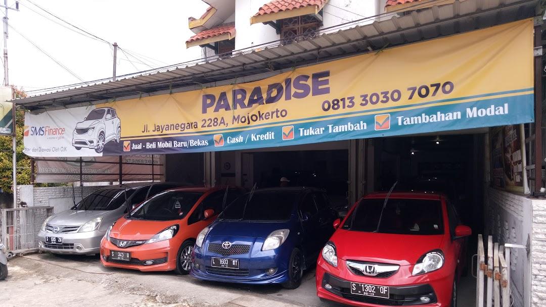 Paradise Mobil Mojokerto Dealer Mobil Bekas