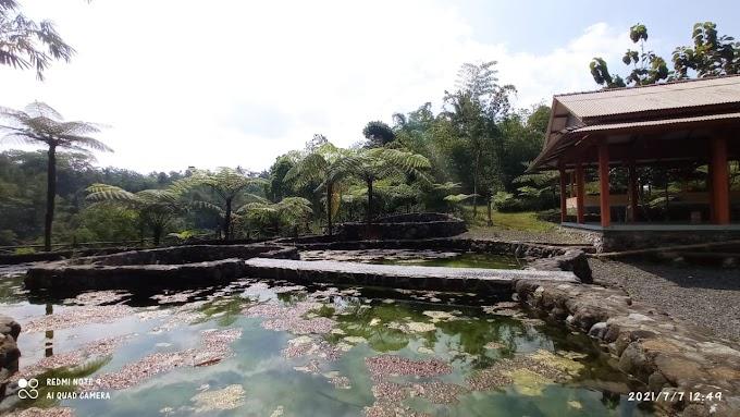 Tanah Murah Istimewa Strategis Bonus Joglo, Kolam Renang dan Taman Luas di Pakem Hargobinangun