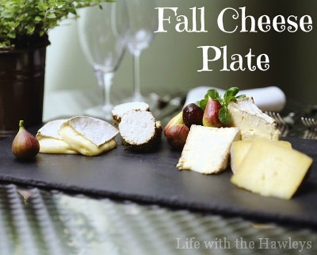 Cheese Plate 1-2