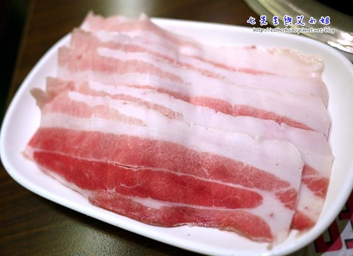 14 230元的培根豬肉鍋