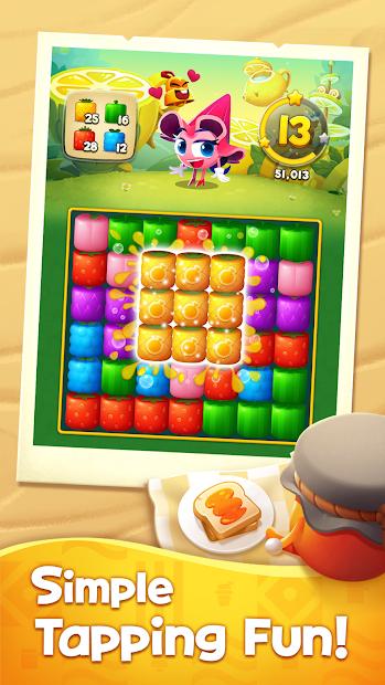 Juicy World : blast screenshot 1