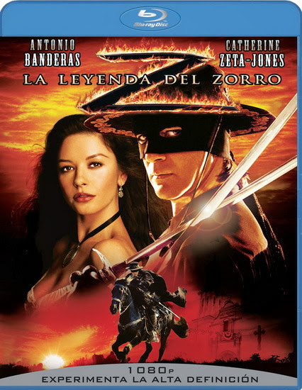 La leyenda del Zorro [BDRip m1080p][Dual AC3][Subs][Aventuras][2005]