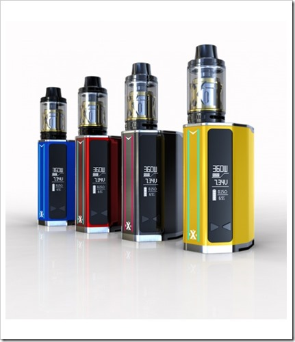 101 223 thumb%25255B2%25255D - 【海外】「Laisimo Snowwolf Mini Plus 80W TC Kit」「IJOY EXO 360 Full KIT With EXO XL Tank」「Karnoo E-liquid」
