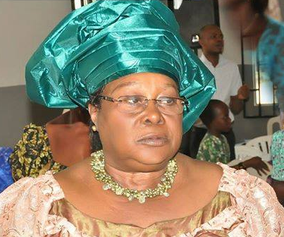 Former first lady of Akwa Ibom state, Imo Isemin, has died