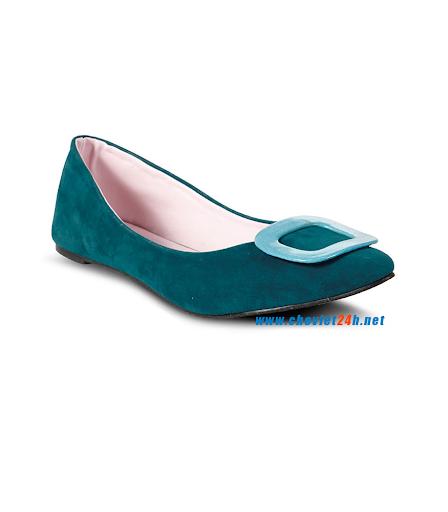 Giày búp bê thời trang Sophie Scarlet