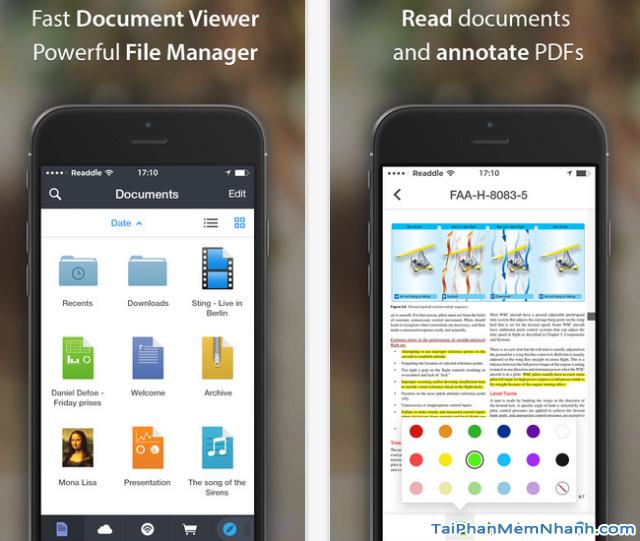 tìm hiểu ứng dụng Documents 5 cho iPhone