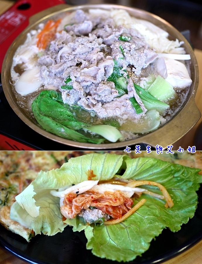 10 包生菜吃