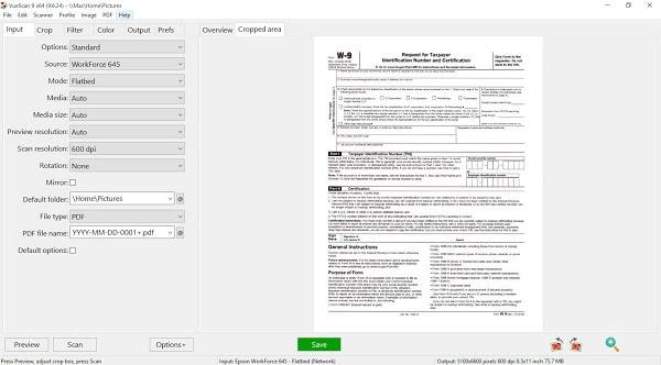 VueScan Pro 9.7.64 com Crack + OCR