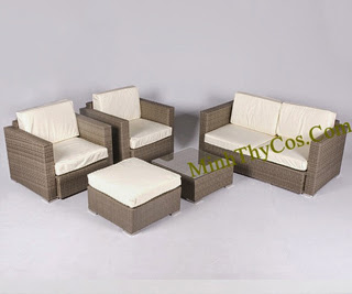 Rattan Sofa Set-MT105