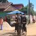 கொரோனா அனர்த்தத்திலும் தொடரும் இராணுவத்தினரின் வீடமைப்புத்திட்டம்.