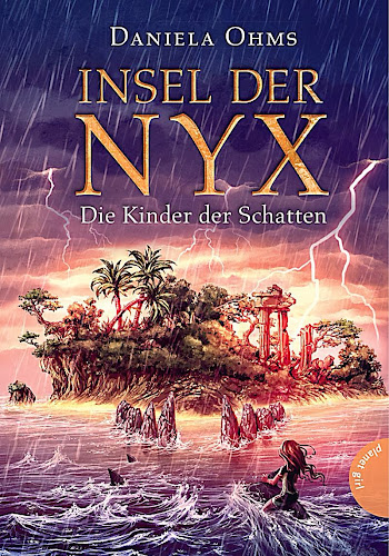 Insel der Nyx Band 2 - Die Kinder der Schatten