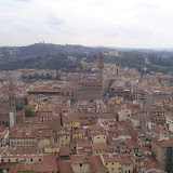 Florence as seen from the top of the Doumo