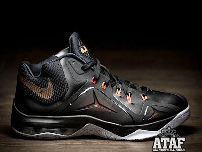 the best attitude d3ecd 0af2d rose gold   NIKE LEBRON - LeBron James Shoes