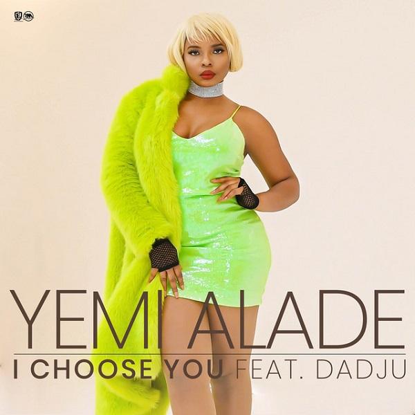 Album: Yemi Alade — I Choose You