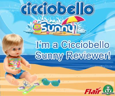 Cicciobello Sunny Review