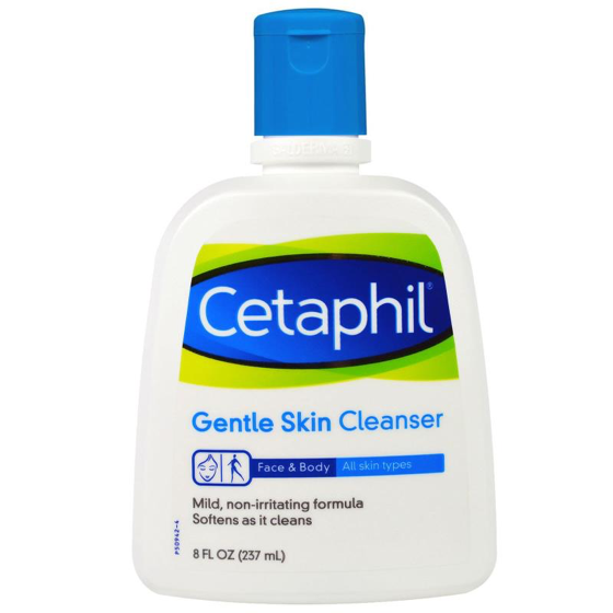 cetaphil gentle cleaner