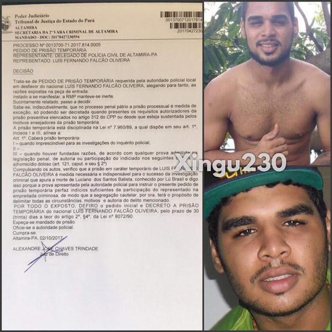 Em Tucurui: Polícia prende acusado de matar apresentador Lu Brasil